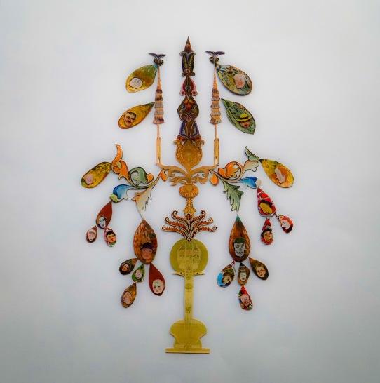 Level 12 - Family Tree