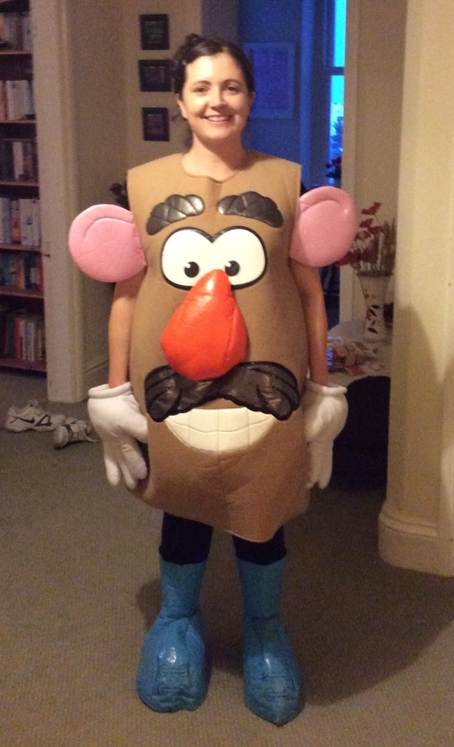 Me in my costume