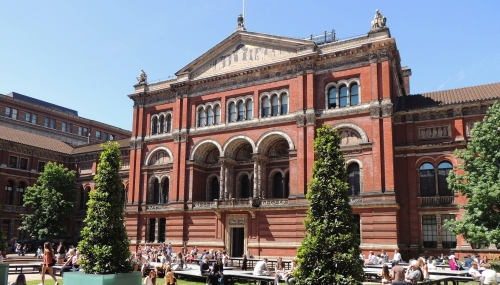 The Victoria & Albert Museum, Kensington