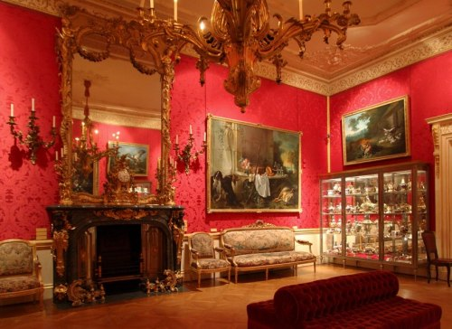 Wallace Collection - interior