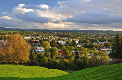 Tokoroa, New Zealand