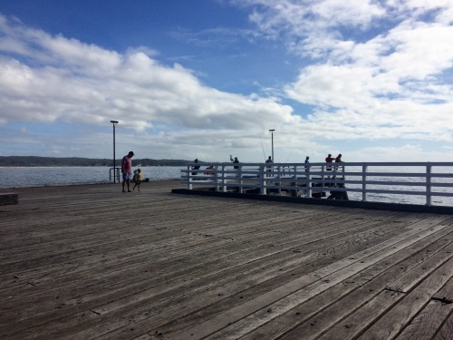 Tathra Wharf view