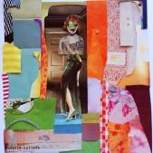 18Jun18 - hand-cut collage